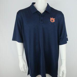 Under Armour Mens Auburn Polo Shirt